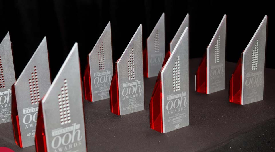 2017 Digital OOH Awards
